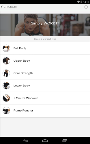 Sworkit Pro Personal Trainer - screenshot