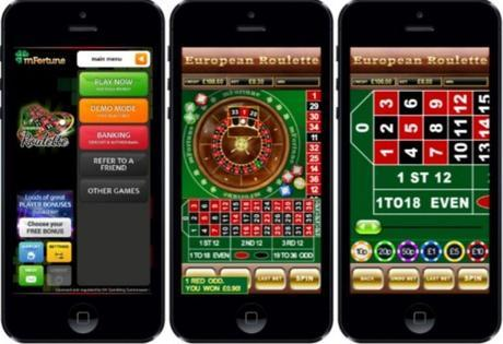 Smartphone Roulette