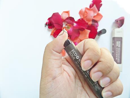 the SAEM Eco Soul Kiss Button Lips Matte Review, Photos, & Swatches