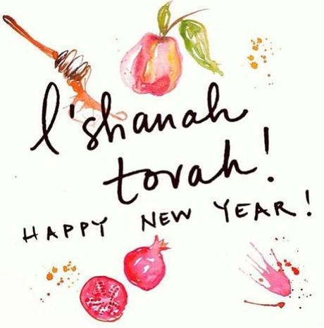 Happy Jewish New Year 2016