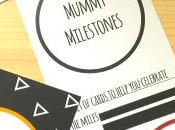 Review: with Mummy Milestones Cards