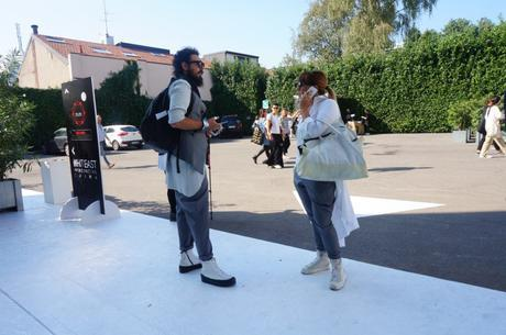 Interview with Brenda Bellei – Co-Founder of the WHITE SHOW FASHION FAIR in Milan, Italy
