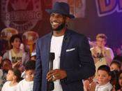 LaBron James Endorses Hillary Clinton President