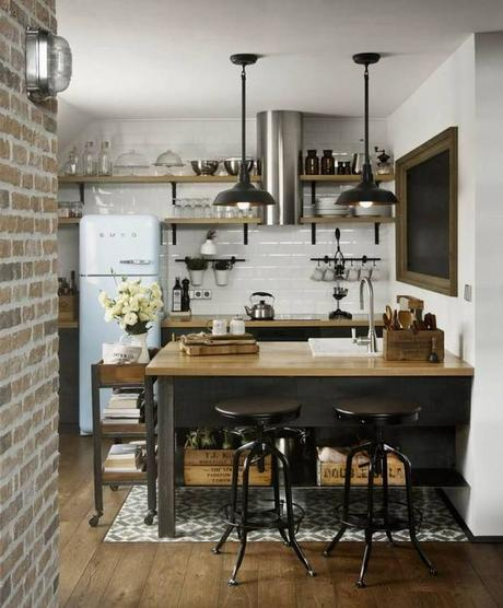Small kitchen inspiration and ideas