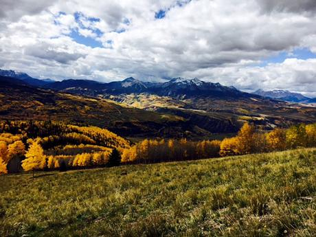 Fall Colors in the High Country