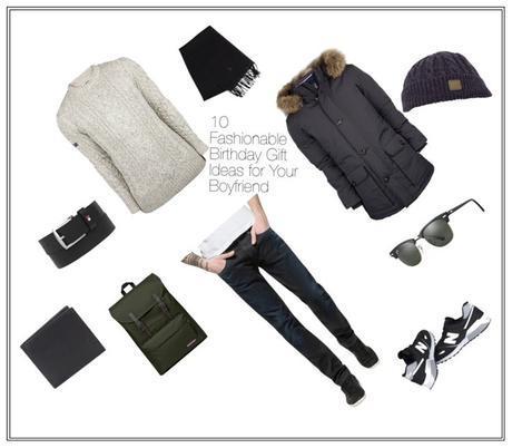 10 Fashionable Birthday Gift Ideas for Your Boyfriend