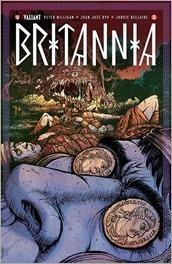 Britannia #2 Cover - Lee Variant
