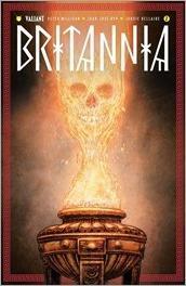 Britannia #2 Cover - Ryp Variant