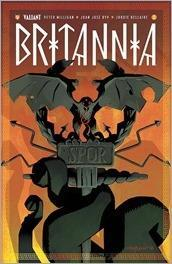 Britannia #2 Cover A - Nord