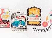 Crate Paper Design Team Gift Tags