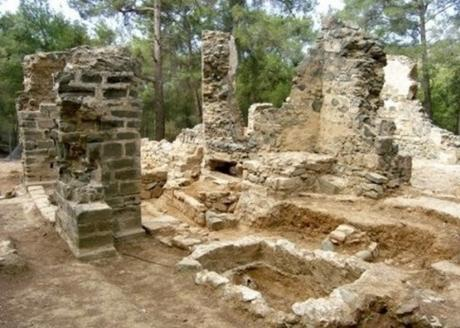 Ancient Sex Curse of Cyprus, Agios Tychon