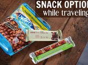Snack Healthy While Traveling