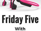 #AwareWithPink Friday Five Breast Cancer Awareness