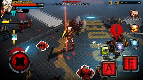 Smashing The Battle 1.02 APK