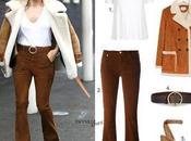 Look Ellie Goulding's 70's Fashion Camel