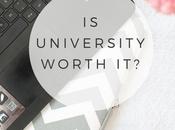 University: Degree Worth Cost