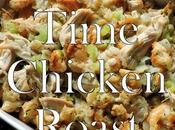 Time Chicken Roast