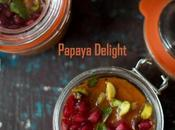 Papaya Delight Cook Exotic Dessert