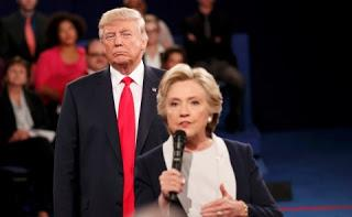 Donald Trump's presidential-debate promise to, if elected, have Hillary Clinton prosecuted and thrown in prison suggests he is a fascist in the making
