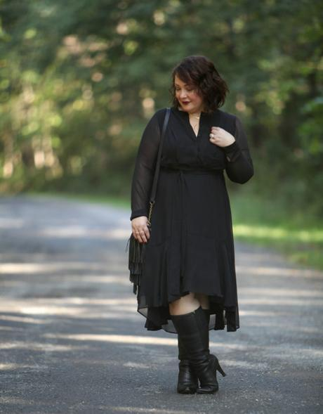 What I Wore: Witchy Woman [Sponsored]