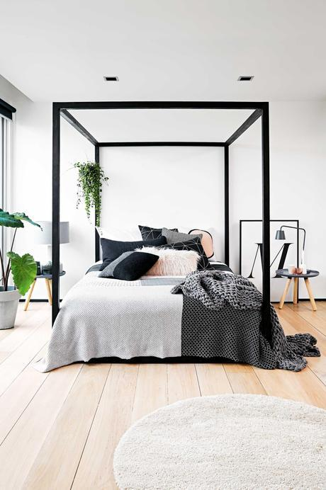 Style the perfect bed for Fall