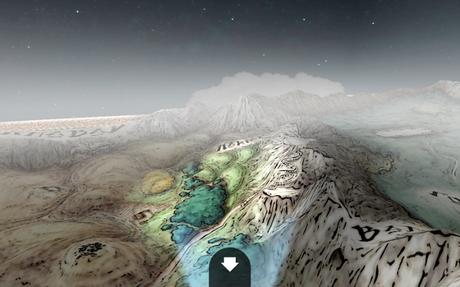 Sorcery! 3 - screenshot