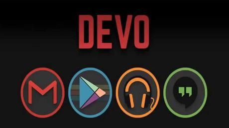 Image result for Devo Icon Pack apk