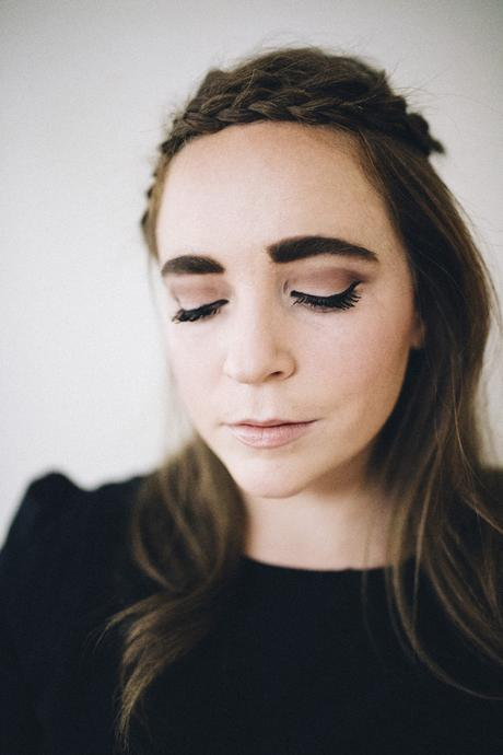 Fall Bright Eye Makeup Tutorial