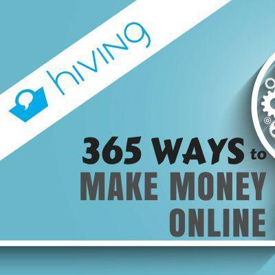 Hiving Review- Complete Online Surveys for Money