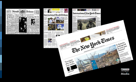 It's The New York Times anywhere, anytime