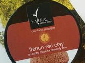 Natural Bath Body French Clay Review