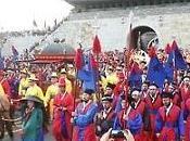 Reenactment Royal Parade Dazzles Seoul Citizens Tourists