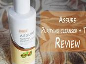 Review Assure Purifying Cleanser Toner
