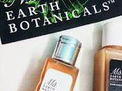 Review: Hair Cleanser, Conditioner Earth Botanicals