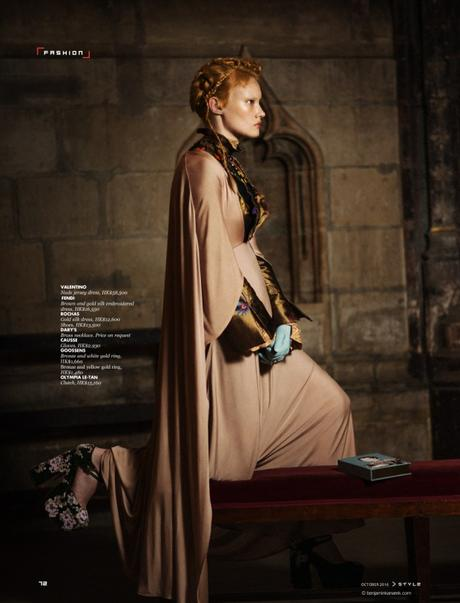 Eden Weinhardt in Drama Queen by Benjamin Kanarek