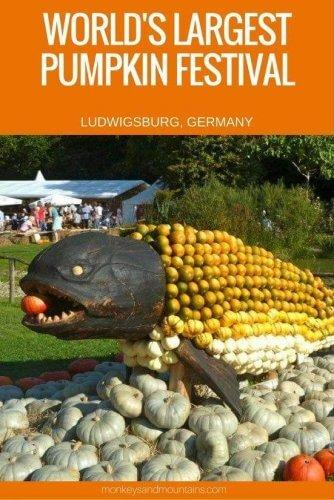 5 Reasons to Visit the World's Largest Pumpkin Festival in Germany