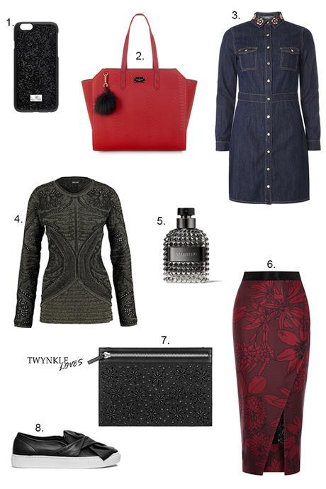 FASHION & STYLE PICKS OF THE WEEK