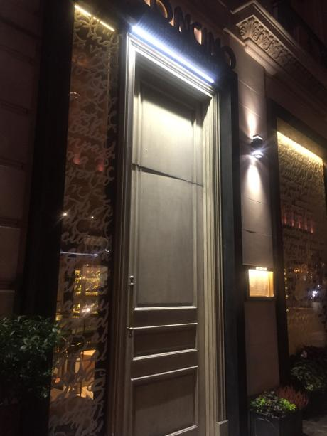 5 things dines out at Bocconcino Italian restaurant in bustling Mayfair