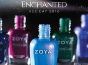 Zoya Enchanted Winter/holiday 2016
