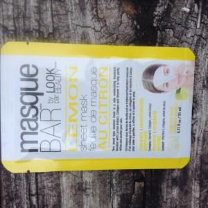 Masque Bar By Look Beauty Face Sheet Mask