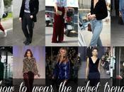 Velvet Trend: Wear Without Looking Like '90s Flashback [Sponsored]