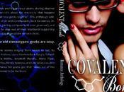 Cover Reveal: Covalent Bonds (Geek Romance)