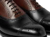 Coolly Cobbler: Grenson Foot Coacher Leather Brogues