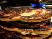 Gluten-free Vegan Blueberry Buckwheat Pancakes!