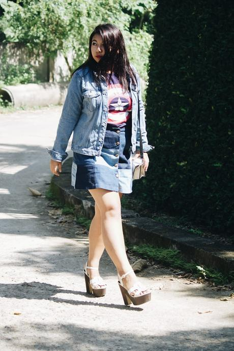 Selestyme Indian fashion blogger in collabration with The Souled Store