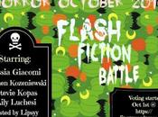 Flash Fiction Battle: Secret Basement Lily Luchesi #HorrorOctober