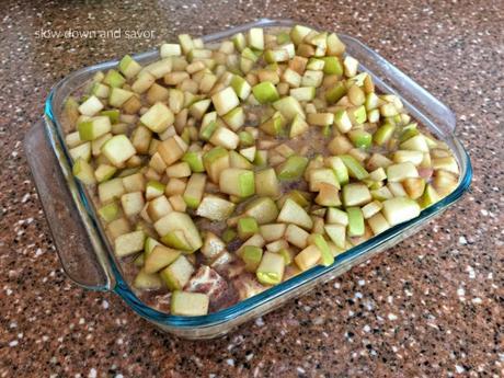 Baked Apple Pie via Tasty | Does it really work?