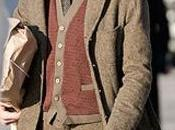 Jimmy Darmody's Tweed Norfolk Suit