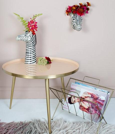 Animals in our interiors are all the rage this season for bringing quirkiness to your décor and a smile to your face.