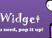 Popup Widget v3.0.1